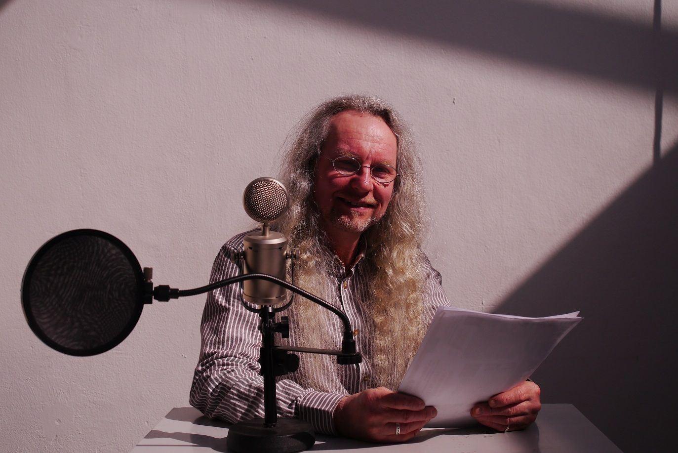 Radio Live erleben - Zu Gast bei Windy Jacob im Studio
